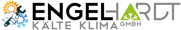 Split Wärmepumpen Panasonic Aquarea, Mitsubishi Zubadan, Daikin Altherma- Engelhardt Kälte Klima GmbH-Logo